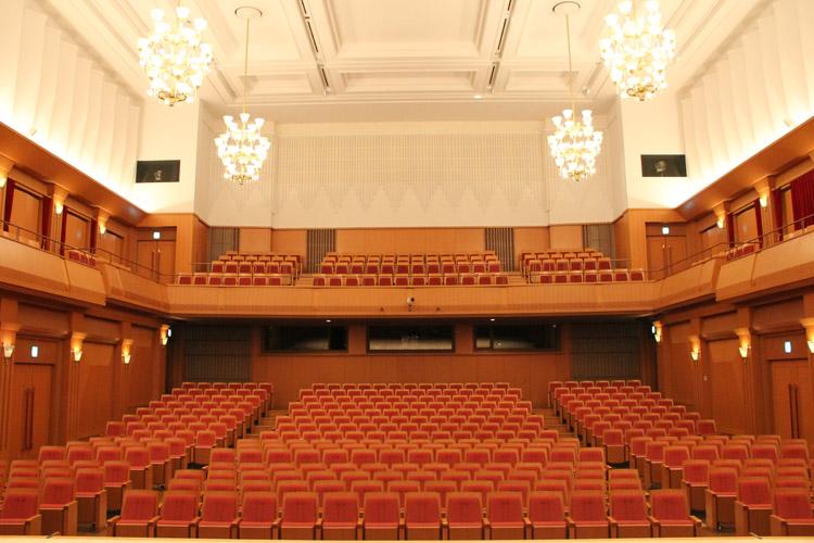 文化ホール2