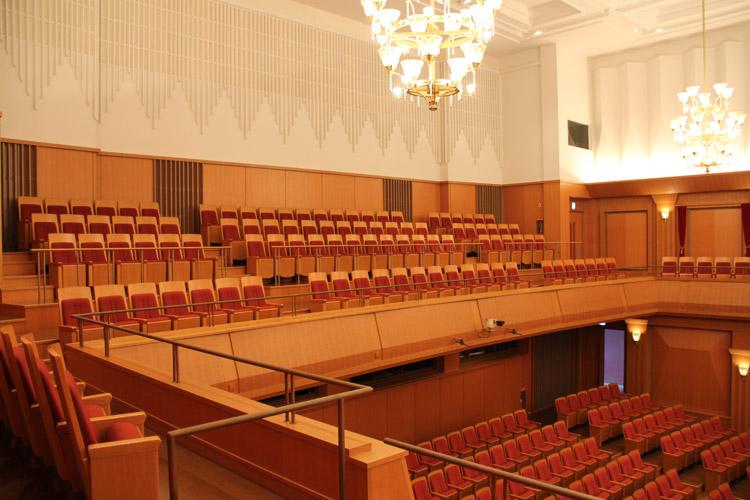 文化ホール3